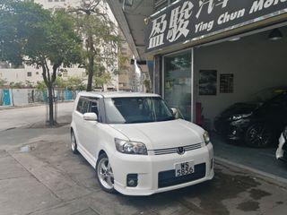 Toyota Corolla Rumion 1.8s Auto
