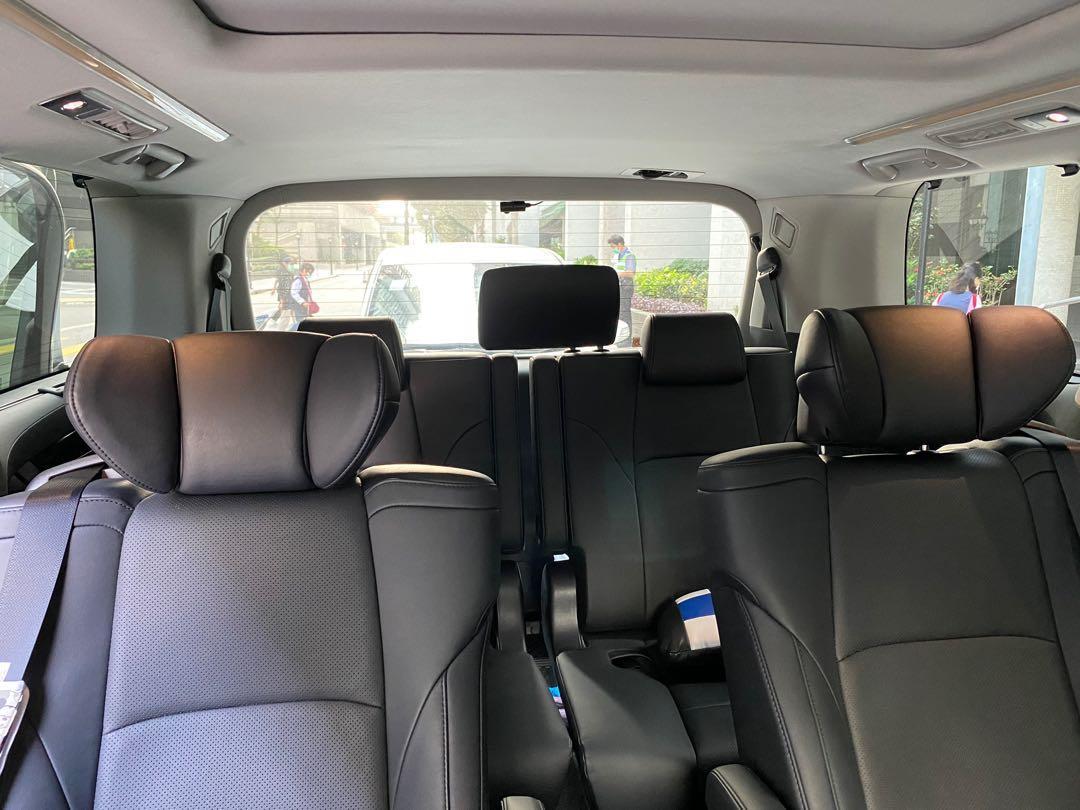 Toyota Vellfire 3.5ZAG Auto