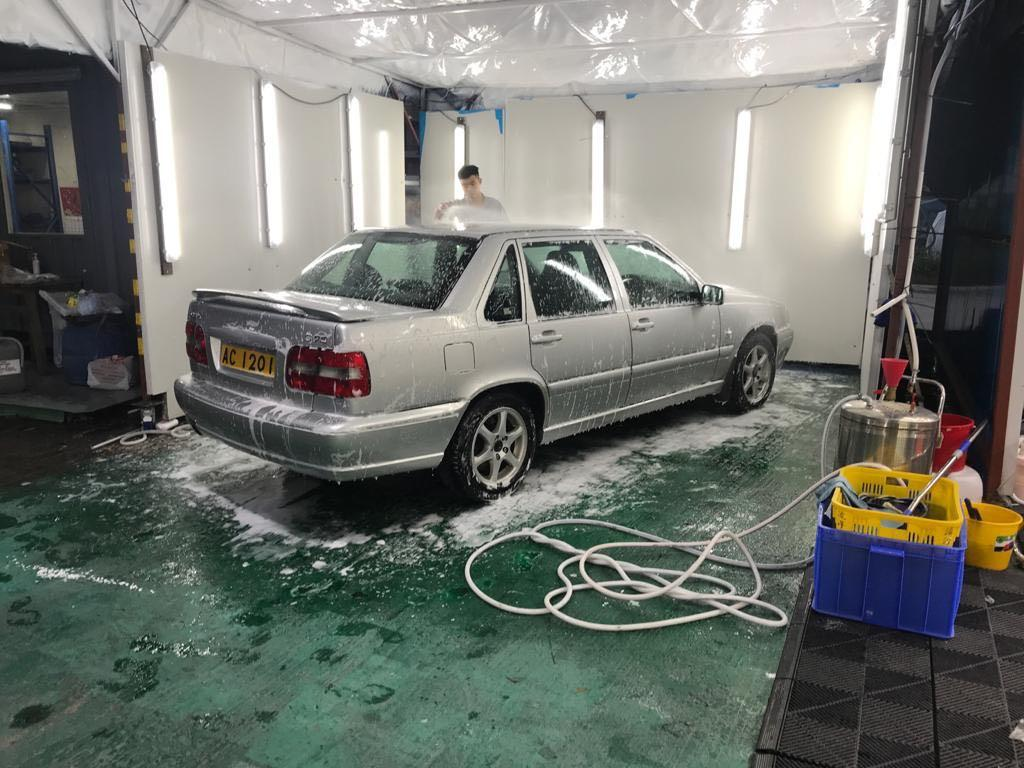 Volvo S70 2.4 5-speed Auto