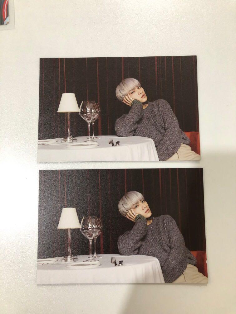wayv xiaojun take over the moon totm sequel postcard