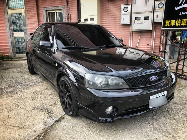 2004 Ford Tierra Rs 2.0 手排 黑