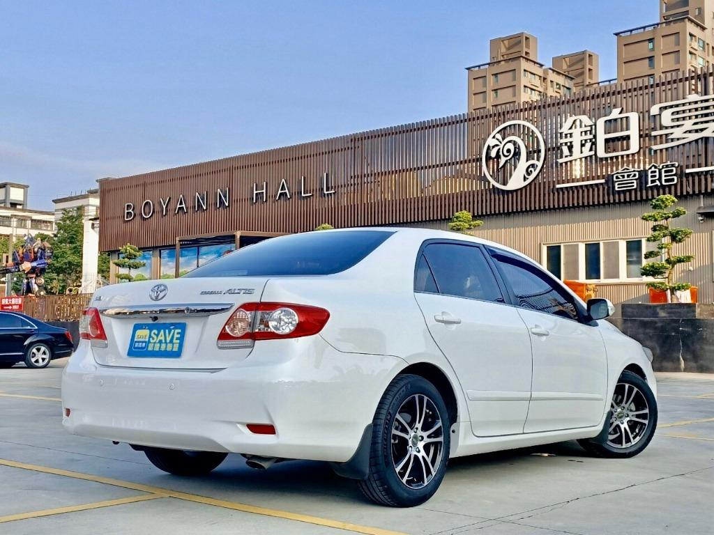 ➡️2012 Toyota Corolla Altis 自排1.8L ✨里程超少!僅跑7萬 一手車 內外新穎 我最便宜~✨