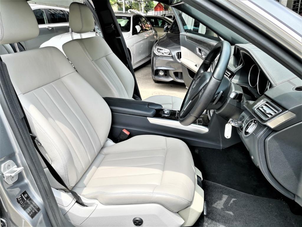 2013 Mercedes-Benz E200 2.0 Avantgarde Sedan (A)[1 YEAR WARRANTY][TIP-TOP CONDITION][ONE OWNER]