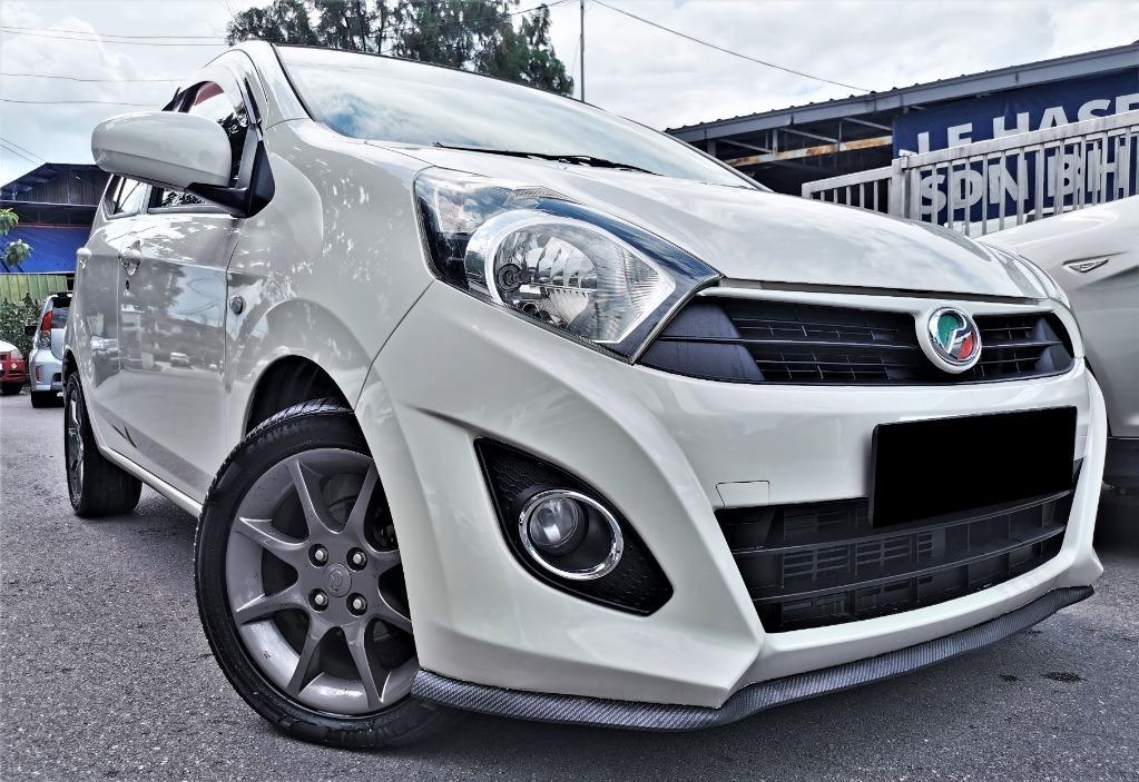 2015 Perodua Axia 1.0 SE Hatchback [TIPTOP][1 OWNER]