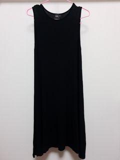 ASOS Black Sleeveless Dress