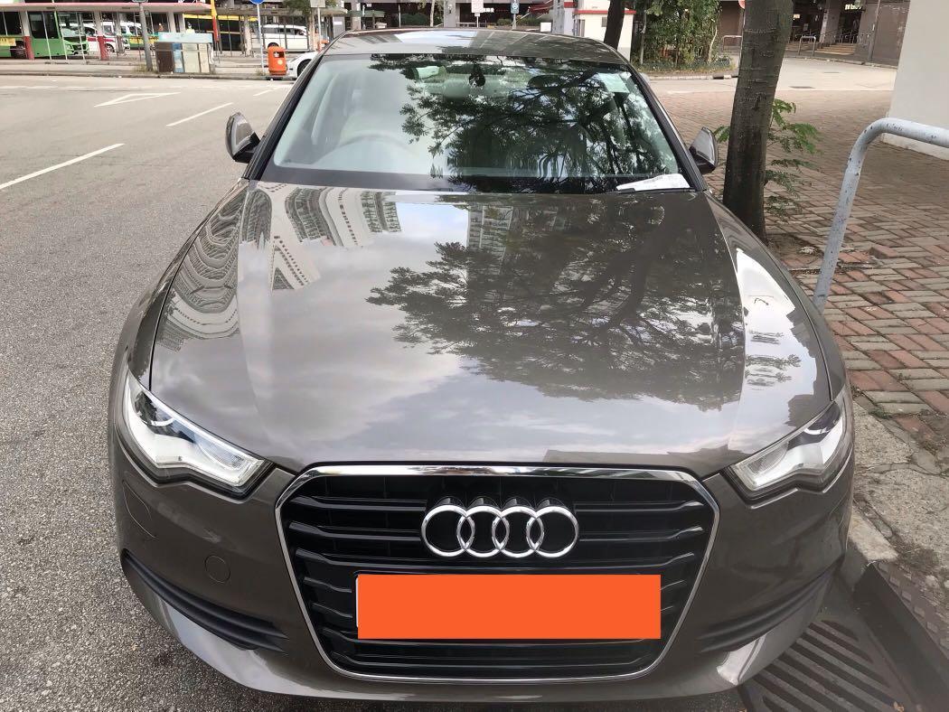 Audi A6 Sedan 2.8 FSI  Auto