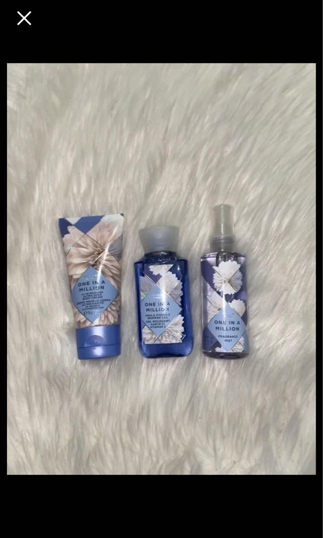 Bath and body work gift set
