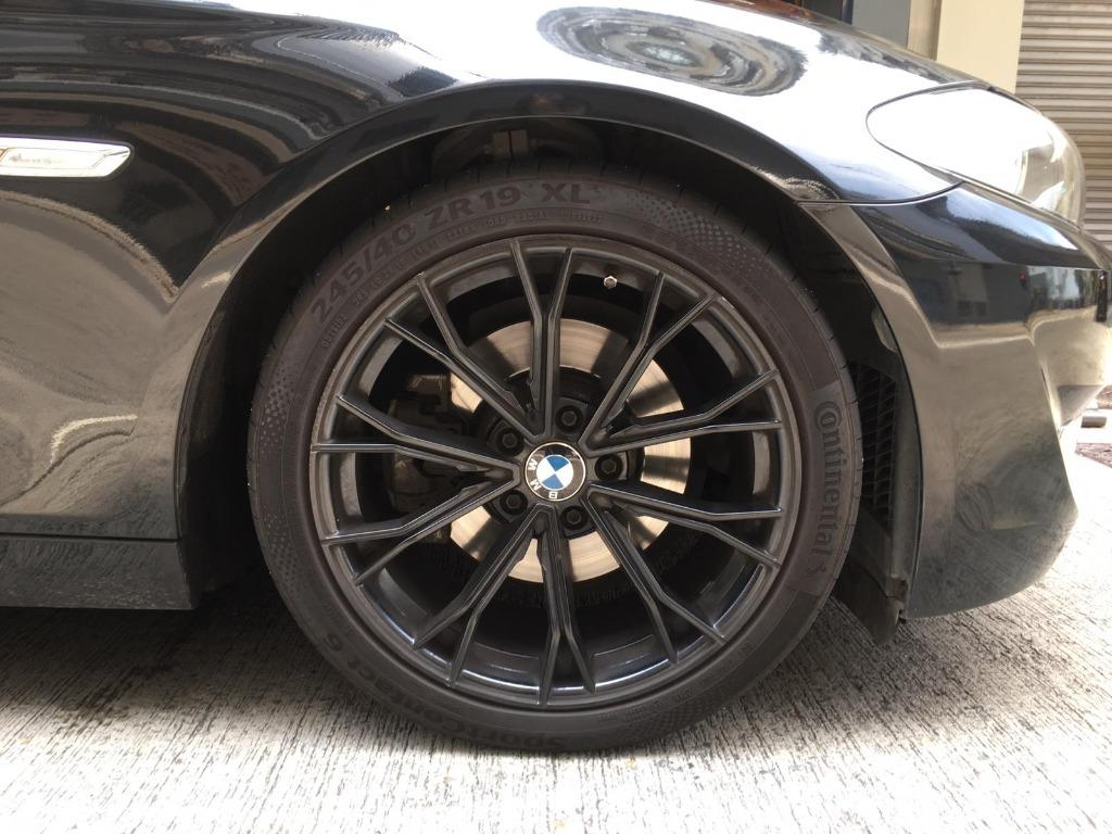 BMW 520IA EXECUTIVE 2012 Auto