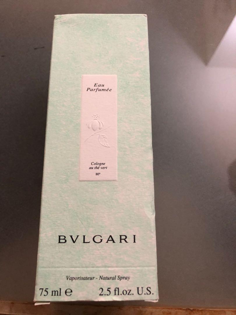 Brand New Eau Parfumee Bvlgari Women Cologne Spray 2.5oz$60
