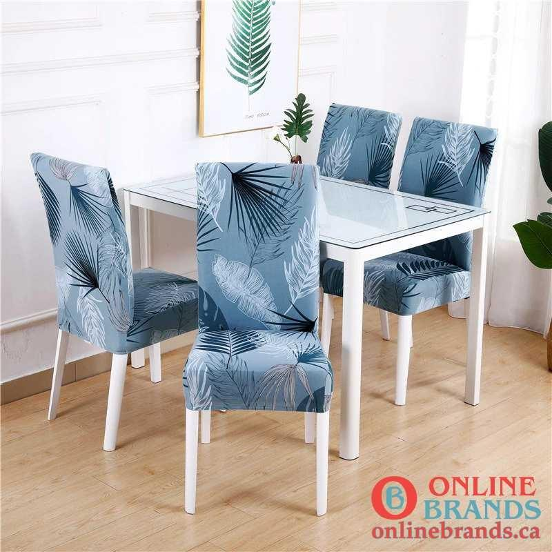 Dining Chair Cover | Spandex Elastic Chair Cover | Free Shipping | Online Brands Canada