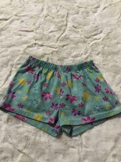 Floral Girl's Shorts