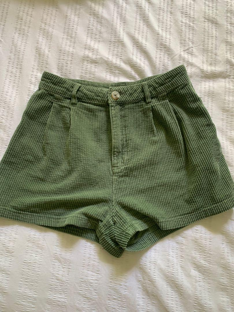 Glassons cord shorts, never worn