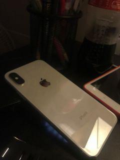 Iphone X 256GB (screen green light)