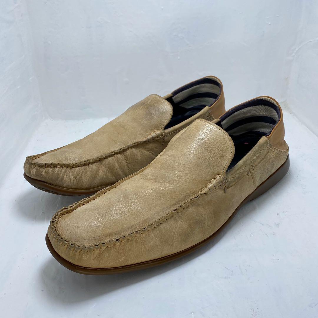 Katharine hamnett london loafer shoes