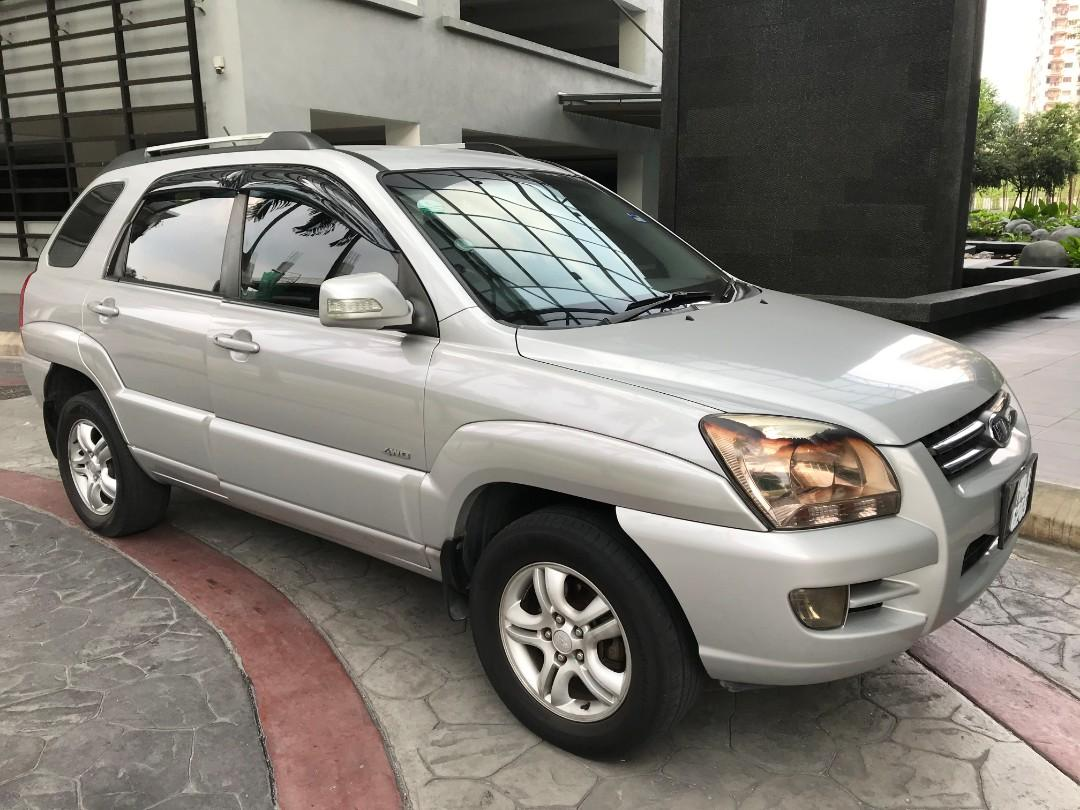 Kia Sportage 2007 original condition well mantained