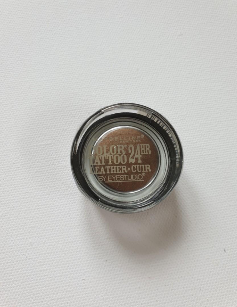 Maybelline colour tattoo eyeshadow