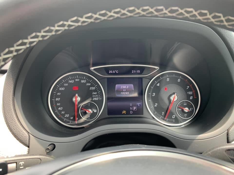 Mercedes-Benz B200 Turbo (A)