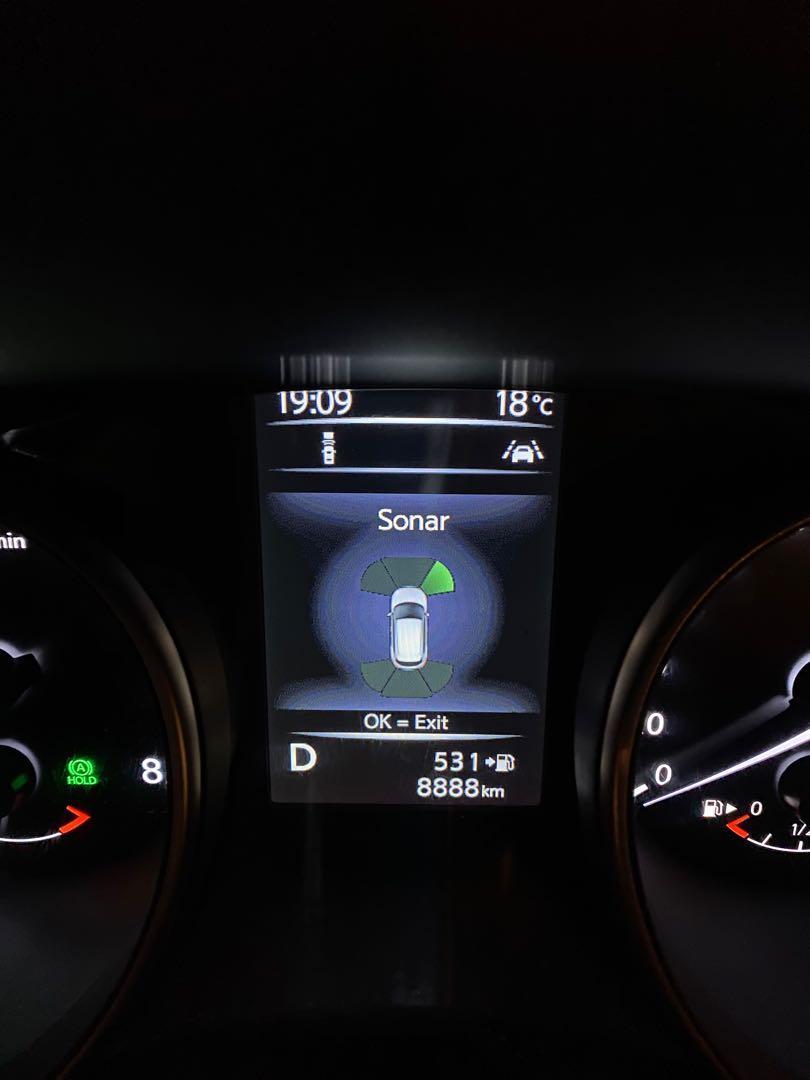 Nissan Qashqai 2.0 CVT Premium Auto