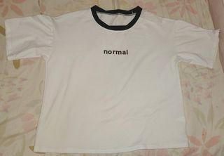 normal 白色上衣