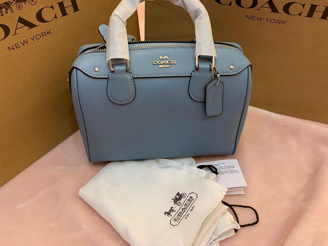 Ready Stock authentic coach 57521 women Bennett crossbody sling bag handbag