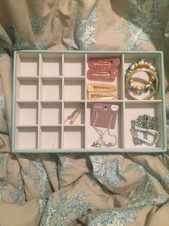Richards Homewares Jewelry Storage Organizer Tray