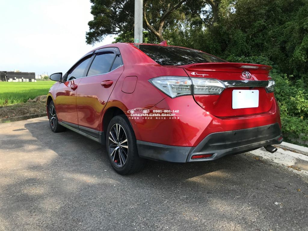 Toyota Altis 2016年 1.8L