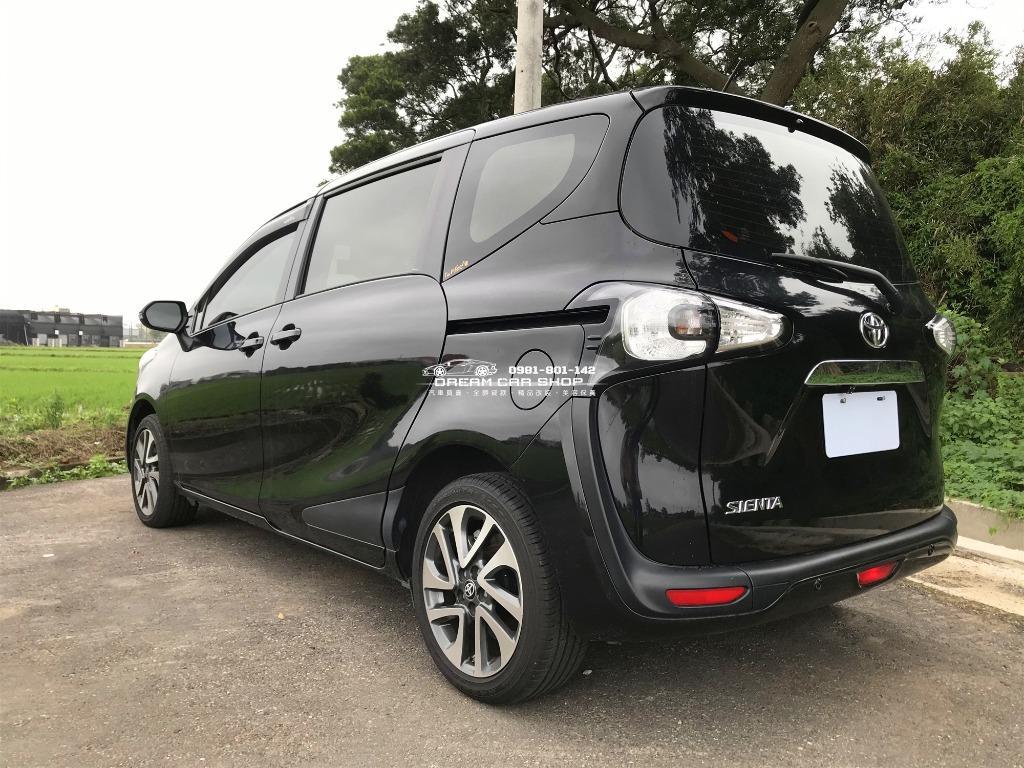 Toyota Sienta 2018年 1.8L
