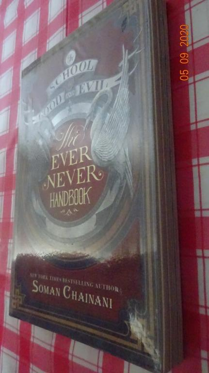 [Used] The School For Good and Evil: The Ever Never Handbook by Soman Chainani