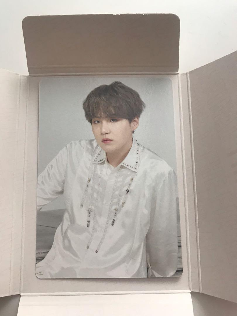 WTS BTS Tour LY: Speak Yourself (the final) Official Photocards
