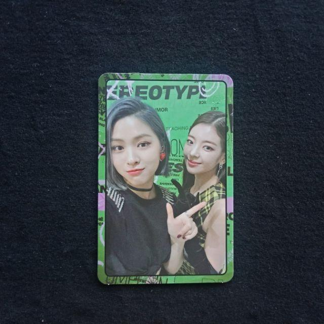 [WTS] ITZY Ryujin & Lia Unit Official Photocard - IT'Z ME Album