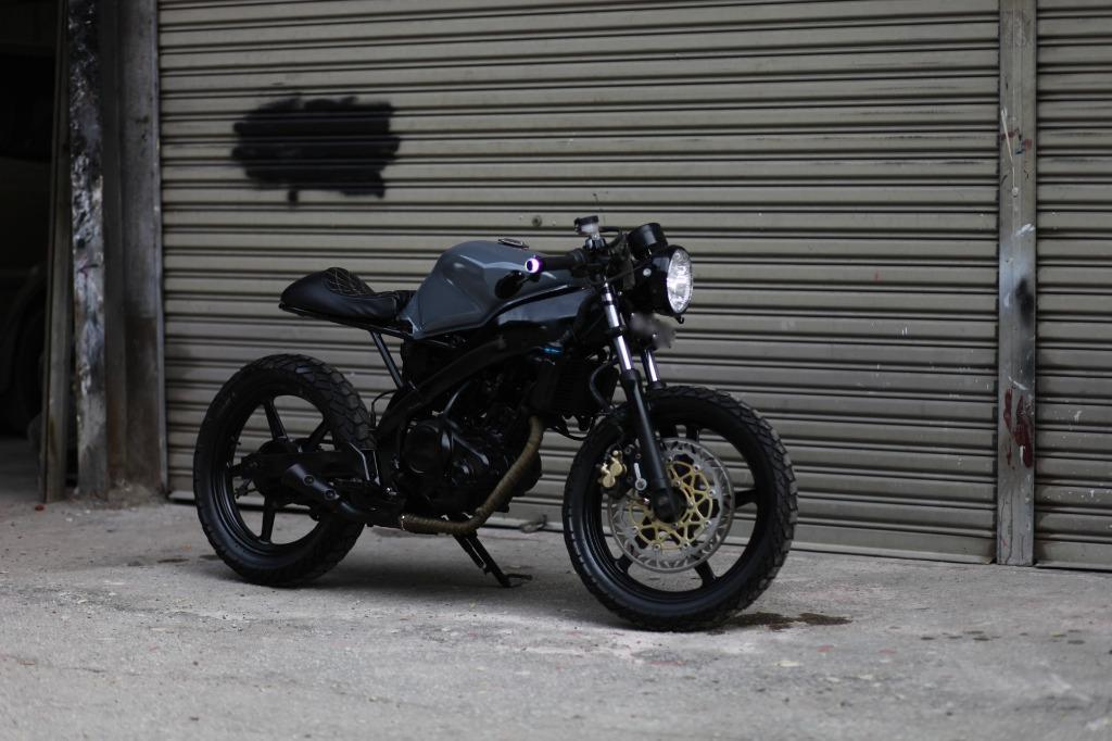 Yamaha 650 Cafe Racer Harga Hobbiesxstyle