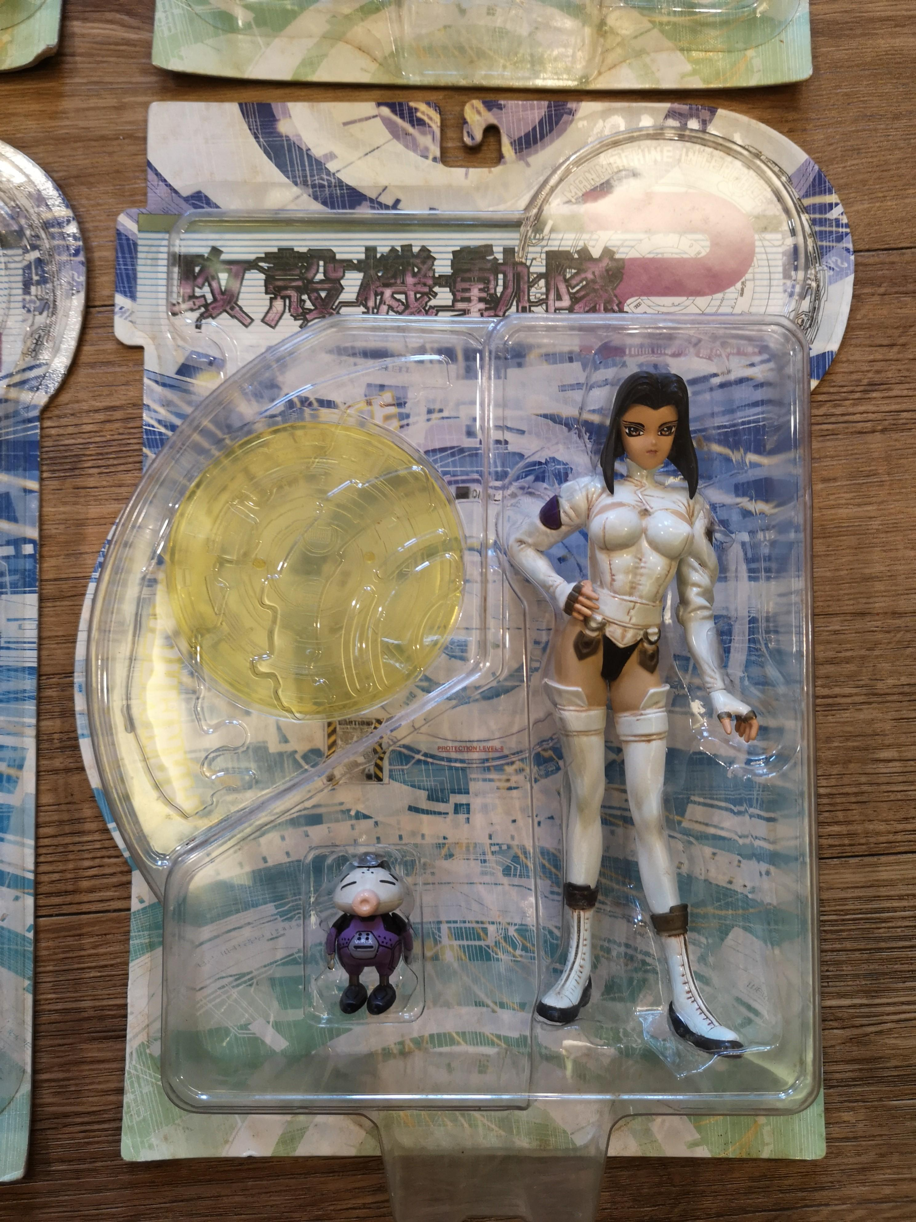 Yamato Alpha Ghost In The Shell 2 Manmachine Interface Motoko Aramaki White Suit Misb Carousellbelanja Toys Games Action Figures Collectibles On Carousell