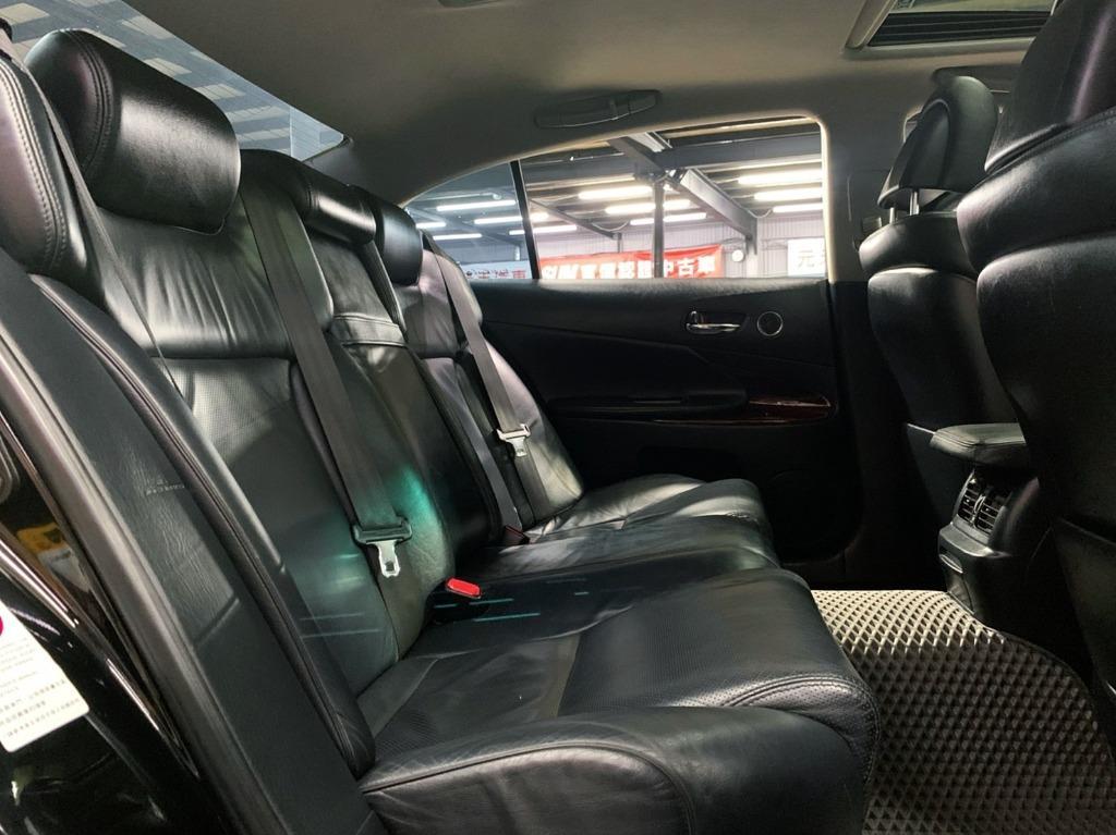 正2006年 Lexus Gs300 3.0頂級運動版,新車價278萬,霸氣曜石黑