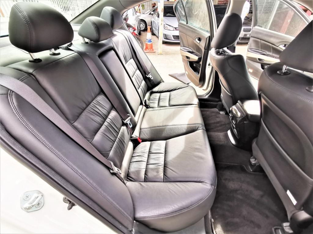 2012 Honda Accord 2.4 i-VTEC VTi-L Sedan [TIPTOP CONDITION][FULL SERVICE RECORD][LOW MILEAGE]