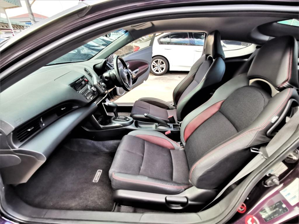 2013 Honda CR-Z 1.5 Hybrid i-VTEC Hatchback[LOW MILEAGE 6X,000KM ONLY][FULL SERVICE RECORD][S+ MODE]