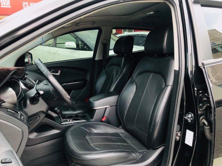 實車在店🔥 2011 IX35 黑 跑5萬 2.0 旗艦版