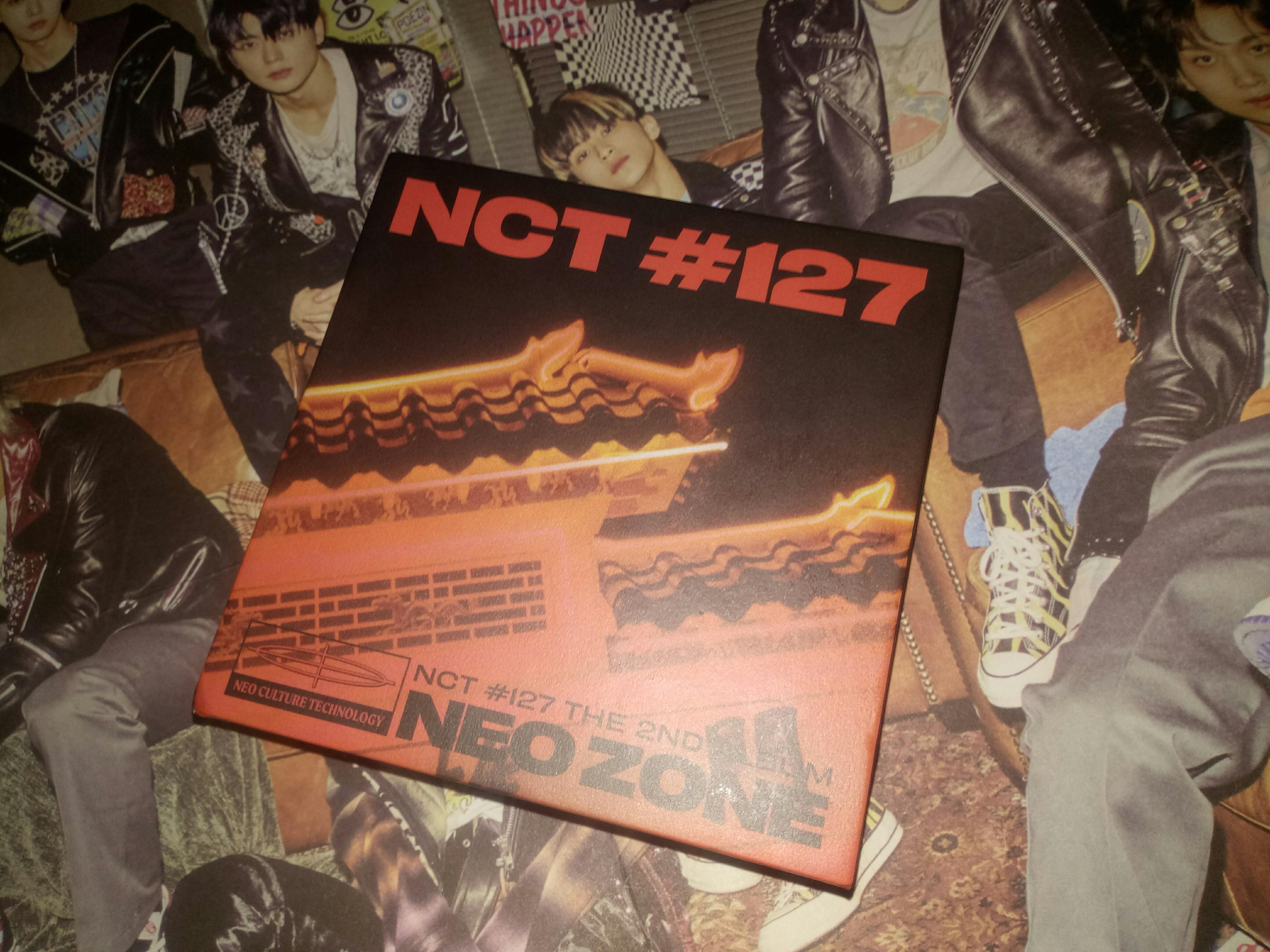 ‼ free group pc empathy WTS NCT 127 KIHNO NEO ZONE
