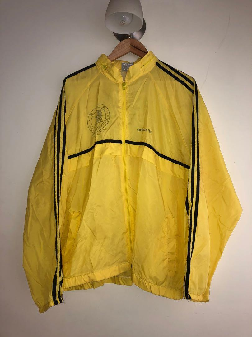 Adidas Boston Marathon '90 Windbreaker