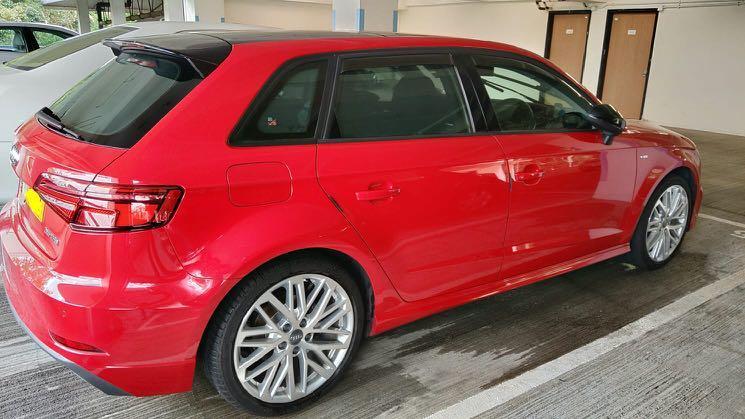 Audi A3 35 S lineTFSI 1500cc Auto
