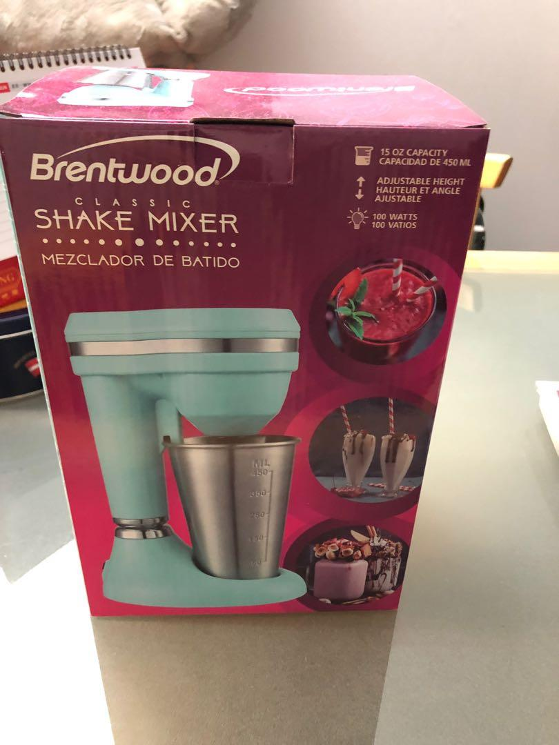 Brand New in box Brentwood Shake Mixer   SM-1200B 15oz$30