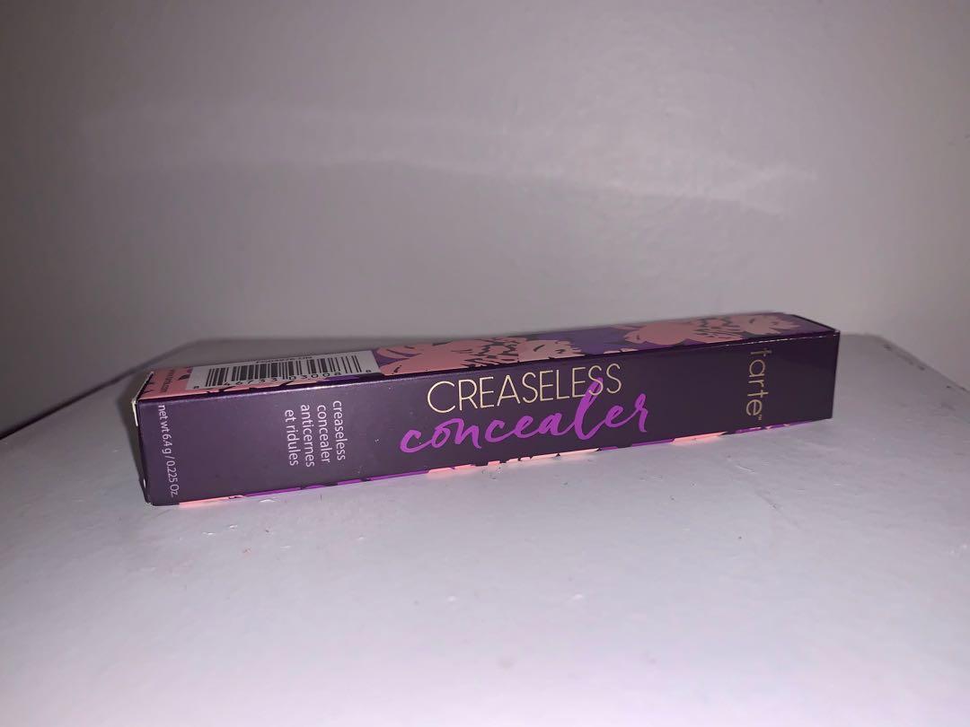 Brand new in packaging tarte creaseless undereye concealer