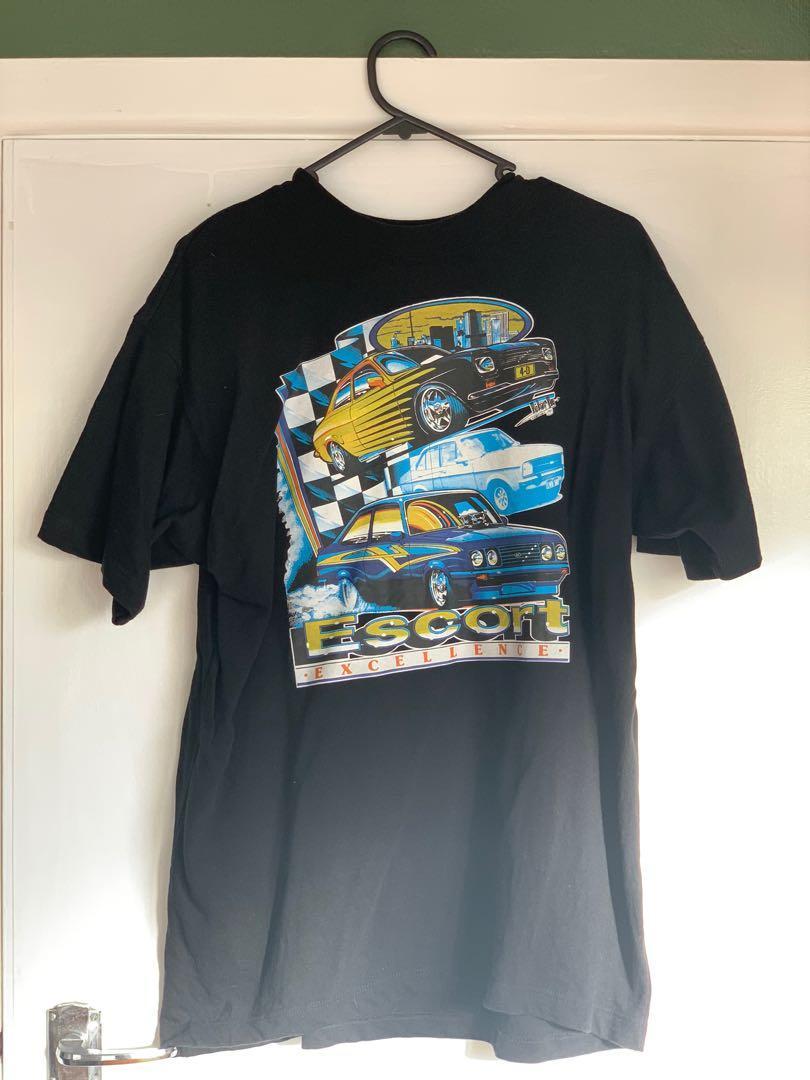 Car racer graphic  t shirt