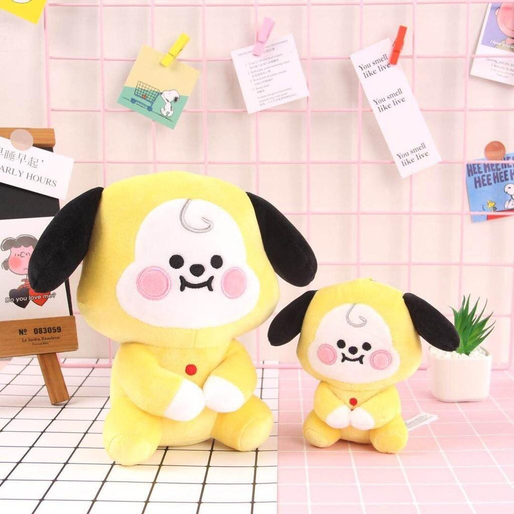 #CarousellBelanja 🌼BT21 UNOFFICIAL Mini Seated Doll 20cm Baby Ver Plush