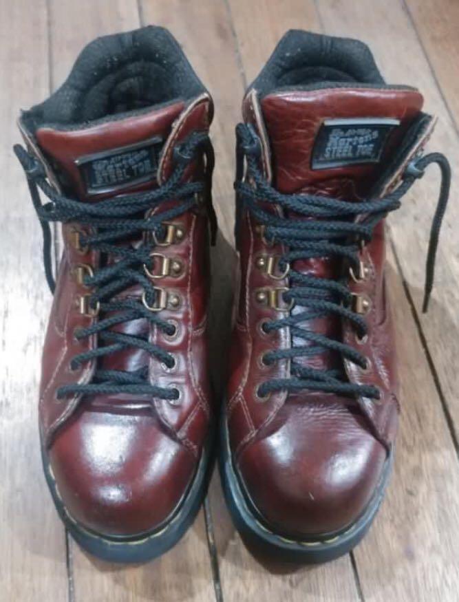Dr. Martens boots safety shoes, Men's