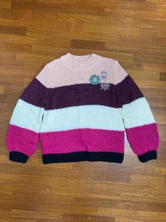 Retails @$100 Esprit sweater with diamanté