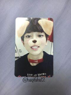 EXO Chanyeol Photocard - For Life SMTOWN MUSEUM