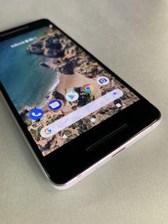 Google Pixel 2 64GB  white 白