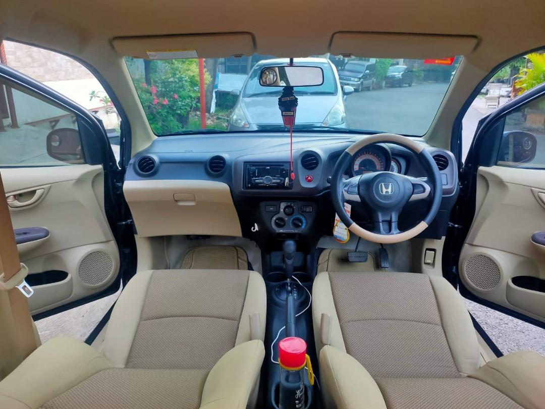 Honda Brio S 1.3 CBU 2013 matic..Special Condition