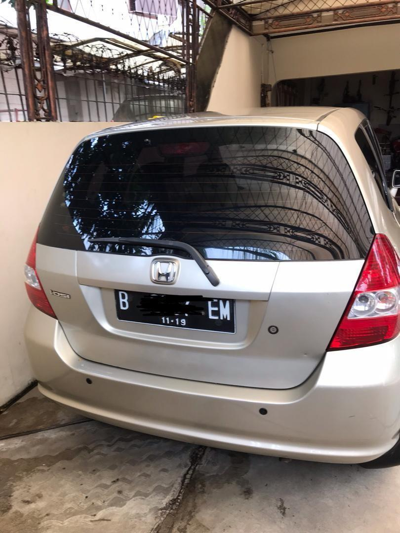 Honda jazz idsi 2004 matic full ori antik gress sprti baru