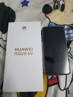 Huawei nova 4e new